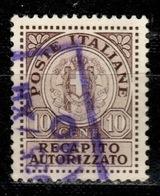 I+ Italien 1930 Mi 2 Gebührenmarke GH - Other