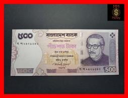 BANGLADESH 500 Taka 2009 P. 50 A UNC - Bangladesh