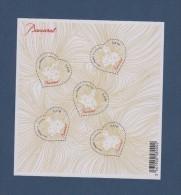 2013-BLOC N°134** SAINT VALENTIN.COEUR BACCARAT - Mint/Hinged