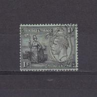 TRINIDAD & TOBAGO 1922, SG #217, Wmk Mult Crown CA, Used - Trinidad & Tobago (...-1961)