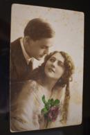 B756 Couple Gallant Love Romantic 1930 - Coppie