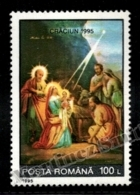Romania - Roumanie 1995 Yvert 4301G, Christmas - MNH - Neufs