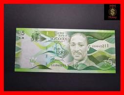 BARBADOS 5 $  2.5.2013  P. 74 A UNC - Barbados