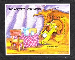 Micronesia   - 1998. Winnie The Pooh And Rabbit. Fresh MNH Sheet - Disney