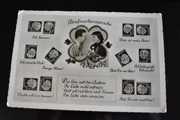 B760 Couple Gallant Love Romantic Briefmarkensprache Stamps - Coppie