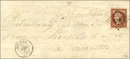 PC 1980 / N° 6 Belles Marges Et Superbe Nuance Càd T 15 MEULAN (72). 1853. - TB / SUP. - R. - 1849-1850 Ceres