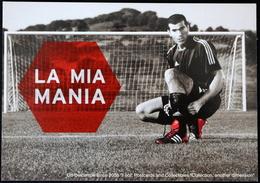 Football Italien Italie ZIDANE Soccer Italian Italy FIFA - Calcio