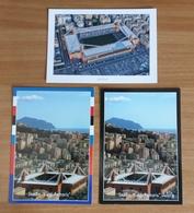 Lotto Cartoline Stadio L. Ferraris, Genova / Postcard Stadium / Stade / Stadion / Estadio / 12x17cm - Calcio