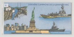 """FRANCE - Bloc Souvenir N° 46 - Neuf Sous Blister - """"Dernière Campagne De La Jeanne D'Arc"""" - - Sheetlets"""