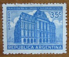 1945 ARGENTINA Palazzo Delle Poste - 25c Nuovo - Argentina