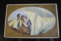 B768 Couple Gallant Love Romantic - Coppie