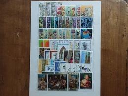 SAN MARINO Anni '60/'80 - Lotto 118 Francobolli Differenti Nuovi ** × 0,04 Cad. + Spese Postali - Ongebruikt