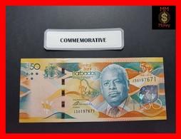 BARBADOS 50 $  30.11.2016 *COMMEMORATIVE*   P. 79  UNC - Barbados
