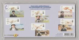 """FRANCE - Bloc Souvenir N° 49 à 54 - Neuf Sous Blister - """"Les Pionniers De L'aviation"""" - - Sheetlets"""