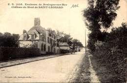 62] Pas De Calais > SAINT LEONARD   LOT  4076 - Sonstige Gemeinden