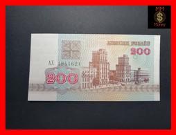 BELARUS 200 RUBLES 1992 P. 9 UNC - Wit-Rusland