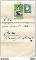 19 - 69 - Bande De Journal Avec Affranchissement Complémentaire 1940 - Ganzsachen