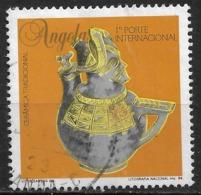 Angola – 1995 Traditional Pottery 1º Porte Used Stamp - Angola