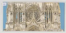 """FRANCE - Bloc Souvenir N° 58 - Neuf Sous Blister - """"Cathédrale De Reims"""" - - Ohne Zuordnung"""