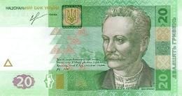 Ukraine  P.120d 20 Hryven 2013  Unc - Oekraïne
