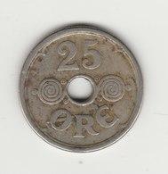 25 ORE 1930 CHRISTIAN X - Denmark