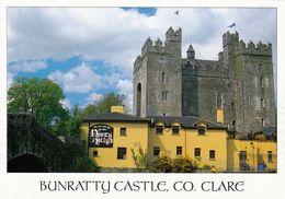 1 AK Irland Ireland * Bunratty Castle - Eine Normannische Burg Im Zentrum Des Dorfes Bunratty Im County Clare * - Clare