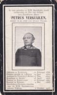 Petrus Verkuijlen, Schijndel, 1838-1915, Priest Den Bosch, Kapelaan Asten, Pastoor Rijkevoort En Boekel - Religion & Esotericism
