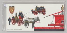 """FRANCE - Bloc Souvenir N° 59 à 64 - Neuf Sous Blister - """"Les Sapeurs-Pompiers De Paris  1911-2011"""" - - Sheetlets"""