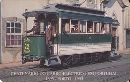 TARJETA TELEFONICA DE PORTUGAL (50000 - 05.96) (202) - Treinen