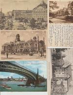 N 63  Lot 100 CPA Différentes D Allemagne - Postcards