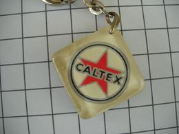 1092 Porte Clefs CALTEX  St Christophe - Schlüsselanhänger
