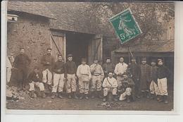 A  IDENTIFIER  - Carte  Photo  Militaire  ..envoyée  à LILLEBONNE - Cartoline