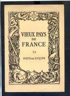ANCIEN LIVRET PUB REF020620, BICITROL LABORATOIRES MARINIER, Vieux Papiers De France 32 LUCON - Publicidad