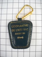 1089 Porte Clefs BP  Coopérative De L'ASTARAC  MASSEUBE Gers 32     Automobiles - Schlüsselanhänger