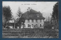 COTTENS - Le Château - VD Vaud
