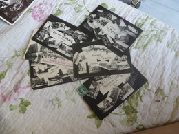 6 Cartes SOUVENIR DE PARIS - Souvenir De...