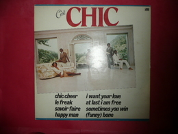 LP33 N°4433 - C' EST CHIC - GRAND GROUPE - GRAND ALBUM - DISCO FUNK ***** - Soul - R&B