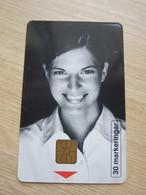 30 Markeringar Chip Phonecard,Telia Cable TV, 4500 Pieces,used - Zweden