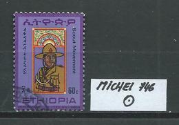 ÄTHIOPIEN MICHEL 746 Gestempelt Siehe Scan - Ethiopie