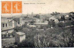TRESSAN - Vue Générale  (1465 ASO) - France