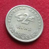 Croatia 2 Kune 2000 KM# 21  Croacia Croatie Croazia Kroatie Kuna - Croatia