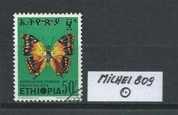 ÄTHIOPIEN MICHEL 809 Gestempelt Siehe Scan - Ethiopie