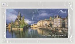 """FRANCE - Bloc Souvenir N° 75 - Neuf Sous Blister - """"Metz"""" - - Sheetlets"""