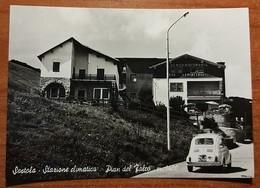 Sestola (Modena). Albergo Ristorante Due Scoiattoli - Pian Del Falco - Auto, Car, Voitures. - Modena