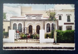 Tunisie - Carte Postale Ancienne -Nabeul - Le Syndicat D'Initiative - Tunisie