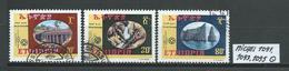 ÄTHIOPIEN MICHEL 1091,1093,1095 Gestempelt Siehe Scan - Ethiopie