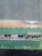 JAPON JAPAN RUGBY SHINSHU 50U UT - Sport