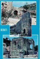 1 AK Albanien * Historische Ruinen In Der Stadt Berati - Die Altstadt Gehört Seit 2008 Zum UNESCO Weltkulturerbe * - Albania