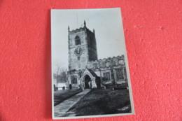 Yorkshire Shipton Church 1958 - England