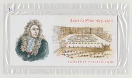 """FRANCE - Bloc Souvenir N° 80 - Neuf Sous Blister - """"André Le Nôtre  1613-1700"""" - - Sheetlets"""